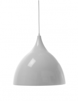 SUSPENSION BLANC MODERNE