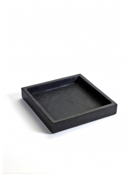 TABLETT M MARMOR SCHWARZ TRAYS