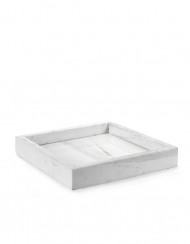 TABLETT M MARMOR WEISS TRAYS