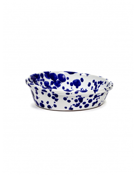 SALAD BOWL M TABLE NOMADE D33 H9,5