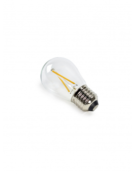 DECO LED LAMP E27 G45 DIM TO WARM D4,5 2W