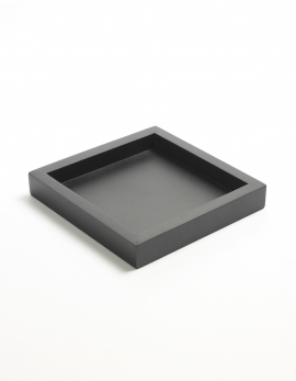 DIENBLAD ZWART TRAYS