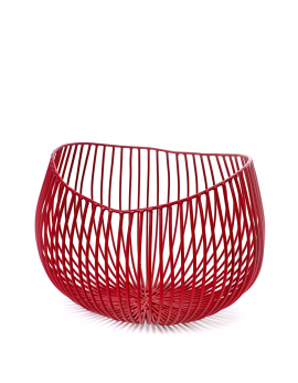 BASKET RED GIO