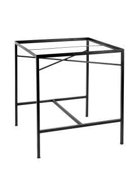 TABLE FRAME BLACK