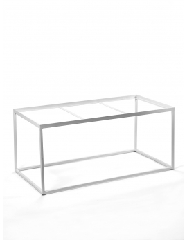 FRAME COFFEE TABLE WHITE