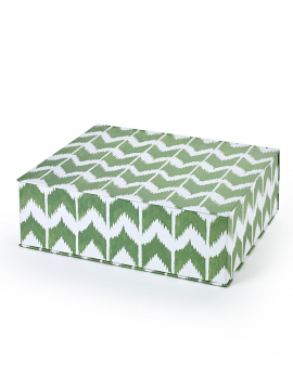 STORAGE BOX L GREEN MILIEUX DE VOS TABLES