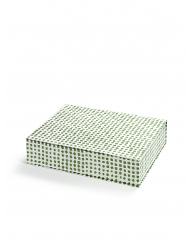 STORAGE BOX M GREEN MILIEUX DE VOS TABLES