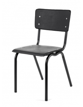 CHAIR BLACK VINYL-VINYL