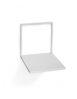 ETAGERE BLANCHE S 15,5X15H15