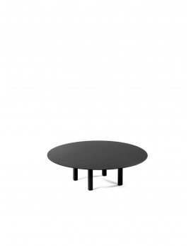 TABLE LOW BLACK