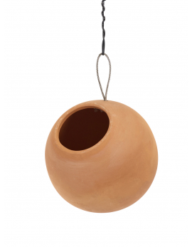 HANG FLOWER POT M TERRA COTTA