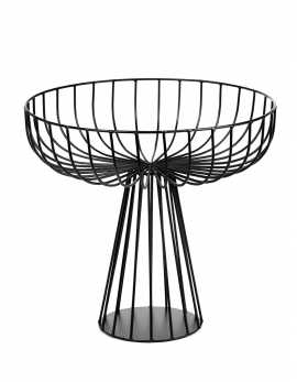 BASKET XL BLACK CATU