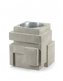 WINE COOLER CONCRETE 20X20 H30