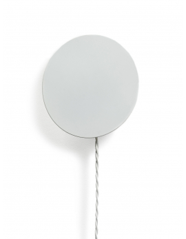 WALL LAMP WHITE SCUDO