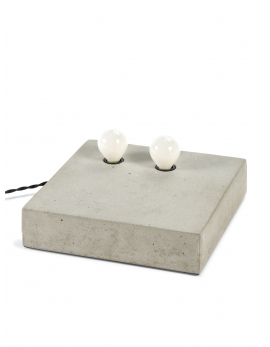TABLE/WALL LAMP NR. 02 - 04 L CONCRETE ESSENTIALS