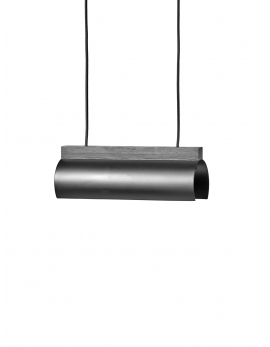 HANGLAMP NR. 13 - 01 ZWART/MESSING ESSENTIALS