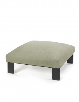 FOOTSTOOL OLIVE INDOOR
