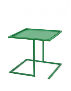 SIDE TABLE ANDREA L44 x W44 x H40 CM GREEN