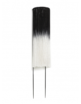 WALL LAMP EDO BLACK/WHITE