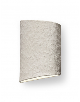 WALL LAMP WHITE EARTH