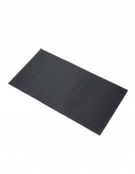 LEATHER PAD FOR WALL DESK BLACK