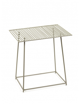 TABLE D'APPOINT GRIS FILIPPO