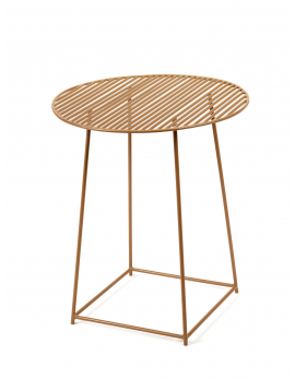 TABLE D'APPOINT OCRE FILIPPO