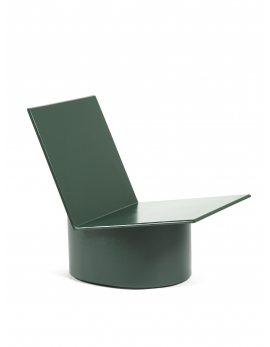LOUNGE CHAIR GREEN VALERIE