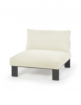 BENCH EENZIT WIT INDOOR