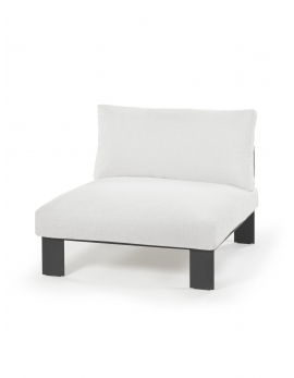 BENCH EENZIT WIT OUTDOOR