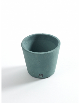 POT CONTAINER XS D8 H7 JUNGLE GREEN