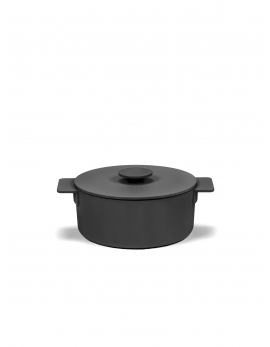 POT S BLACK SURFACE