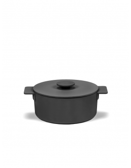 KOOKPOT M ZWART SURFACE