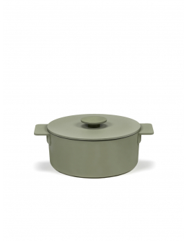 KOOKPOT M CAMO GREEN SURFACE