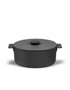 KOOKPOT XL BLACK SURFACE
