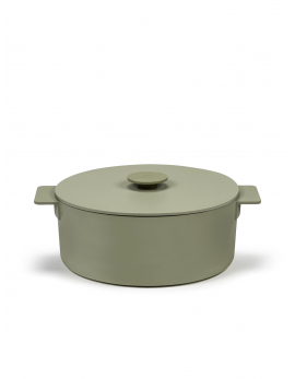 KOOKPOT XL CAMO GREEN SURFACE