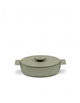 BRAADPAN M CAMO GREEN SURFACE