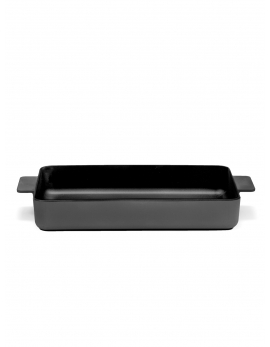 OVEN DISH XL BLACK SURFACE