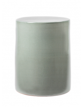 SIDE TABLE GREY D37 H46