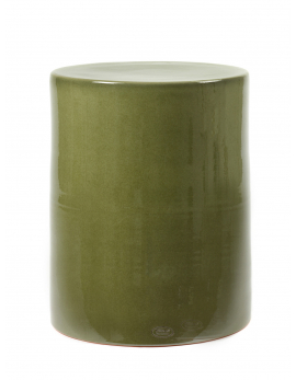 SIDE TABLE GREEN D37 H46