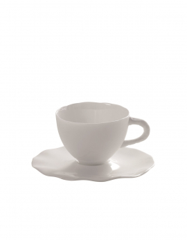 SET TASSE & SOUCOUPE PERFECT IMPERFECTION