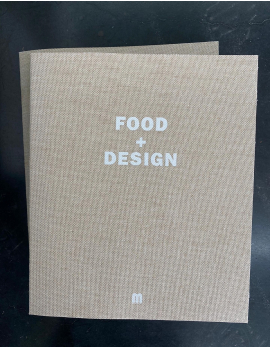 BOOK  FOOD + DESIGN