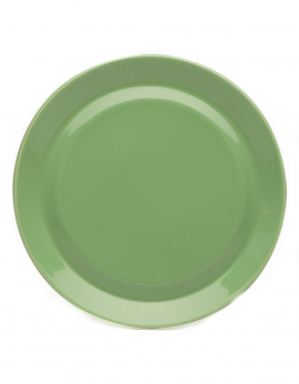 PLATE GREEN MY BOWLS & PLATES