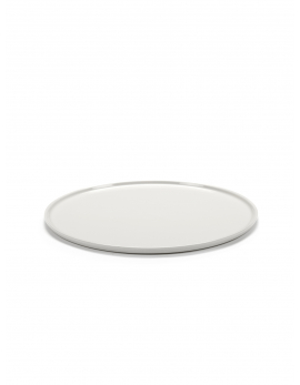 LOW PLATE M IVORY CENA