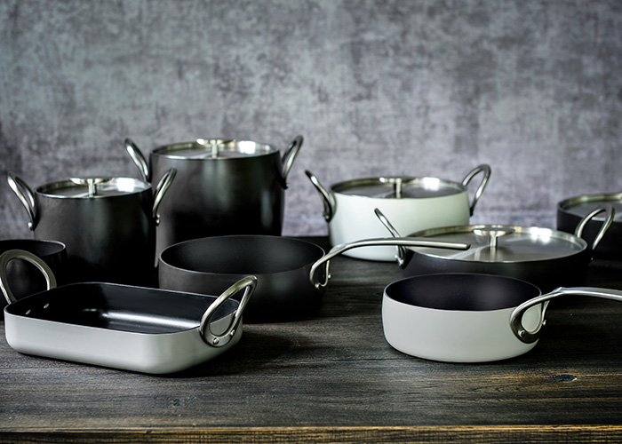 Pure cookware