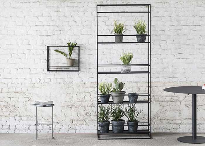 Display plant stand