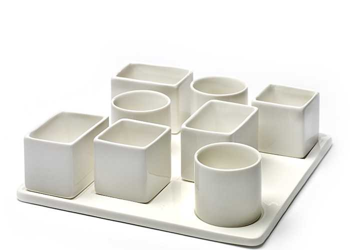 Appetizer Cups & Trays