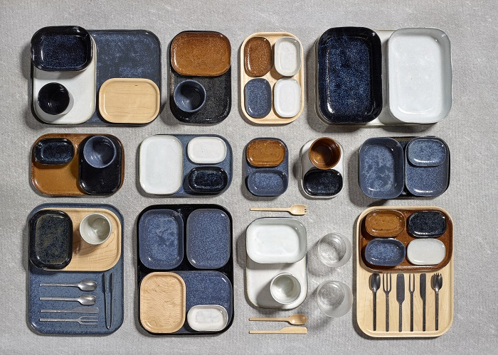 La Nouvelle Table tableware