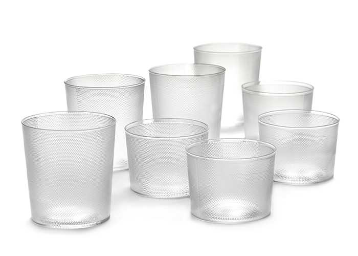 La Nouvelle Table glassware